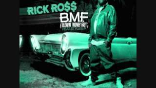 B.M.F. (Blowin Money Fast) - Rick Ross Chopped and Screwed