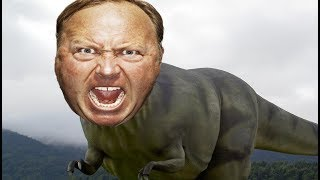 [YTP] Alex Jones TURBO DINOSAUR POWER