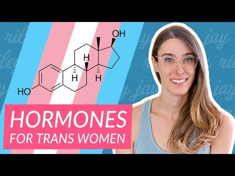 How hormones (HRT) change a trans woman's body | Riley J. Dennis