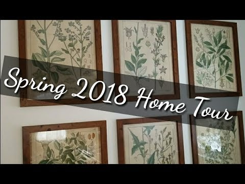 Spring 2018 Home Tour!