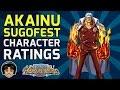 Unit Ratings & Reviews - Akainu Global Sugofest [One Piece Treasure Cruise]