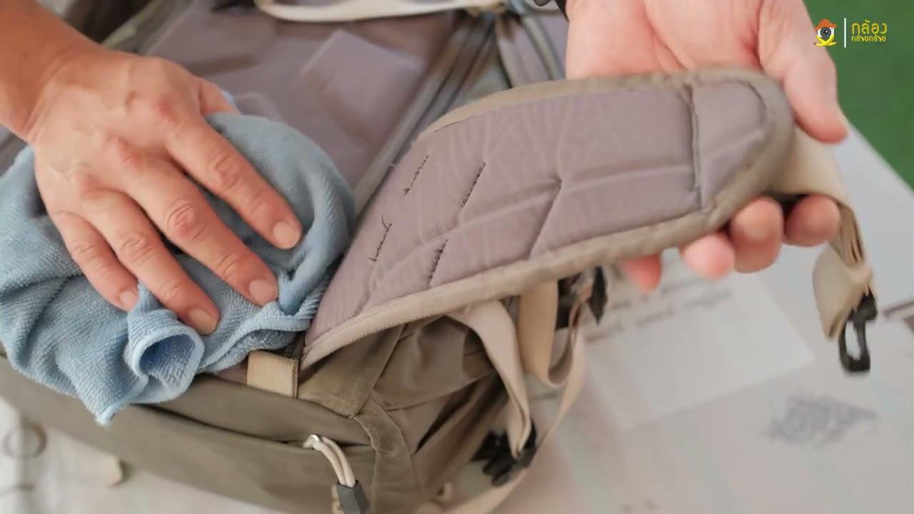 OnlineBasicPhotography32.2    การดูแลรักษาขาตั้งกล้อง กระเป๋ากล้องระหว่างการใช้งานภาคสนาม