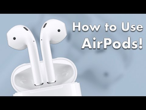AirPods User Guide and Tutorial! (Updated for iOS 12!) Part 1: Basic Setup and Overview! Mp3