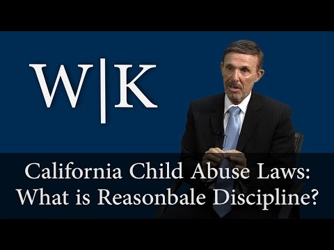 Child Abuse Laws: Can I Spank My Child? thumbnail