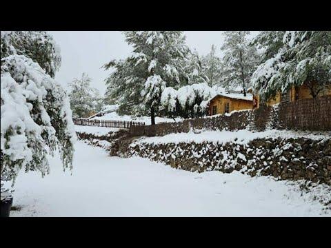 La nieve ⛄