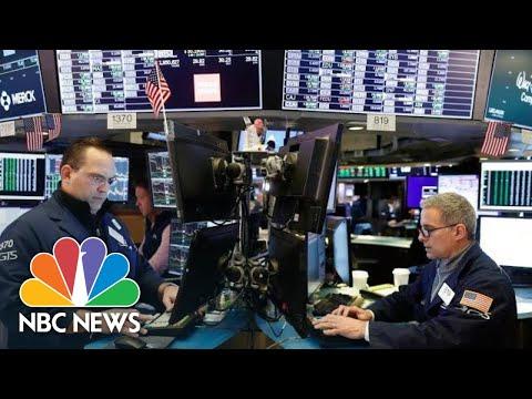 Stock Market Trading On The Big Board | NBC News (Live Stream Recording)