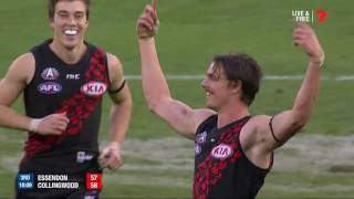 Round 5 AFL - Essendon v Collingwood Highlights
