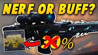 Did The Whisper Get NERFED or BUFFED? & Box Breathing CHANGED! (Destiny 2 August Update)