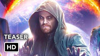 "DCTV Crisis on Infinite Earths Crossover ""Oliver Returns"" Teaser (HD)"