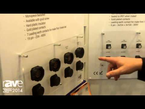 ISE 2014: Plug International Showcases Its Different Connectors