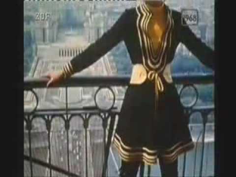 Space Age-Futurism Fashion (Mort Garson 60's)
