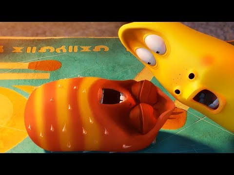 LARVA - YELLOW'S REVENGE | Cartoons For Children | Larva Full Movie | Larva Cartoon | LARVA Official