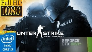 (I5 6400 + GTX 1050 Ti )Counter Strike Global Offensive (ULTRA)(60)