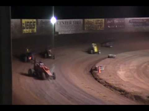 Main Event Thunder Raceway, Show Low, AZ 5-8-10