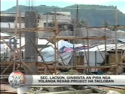 TV Patrol Tacloban - November 26, 2014