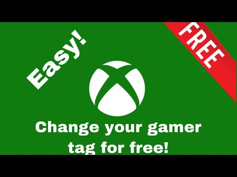 How To Change Your Xbox Gamertag for Free on Xbox!! *WORKING* (CHECK DESC.)