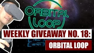 Make electronic music in VR? YES, with Orbital Loop for Daydream VR! Win it now!
