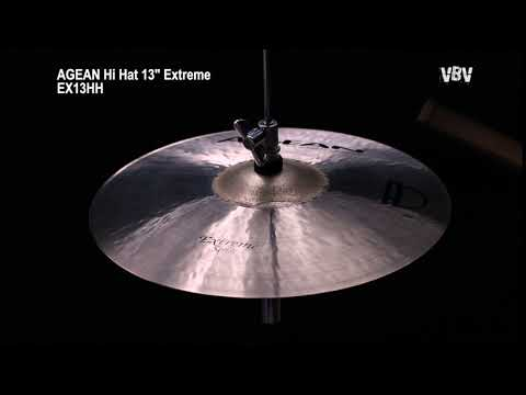 "13"" Hi Hat Extreme video"