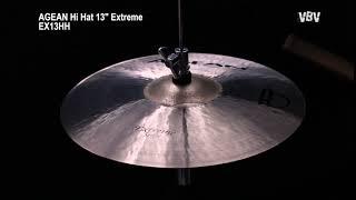 "13"" Hi Hat Extreme video"