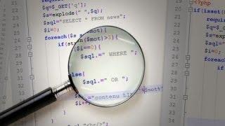Tutoriel PHP : Fonction rechercher