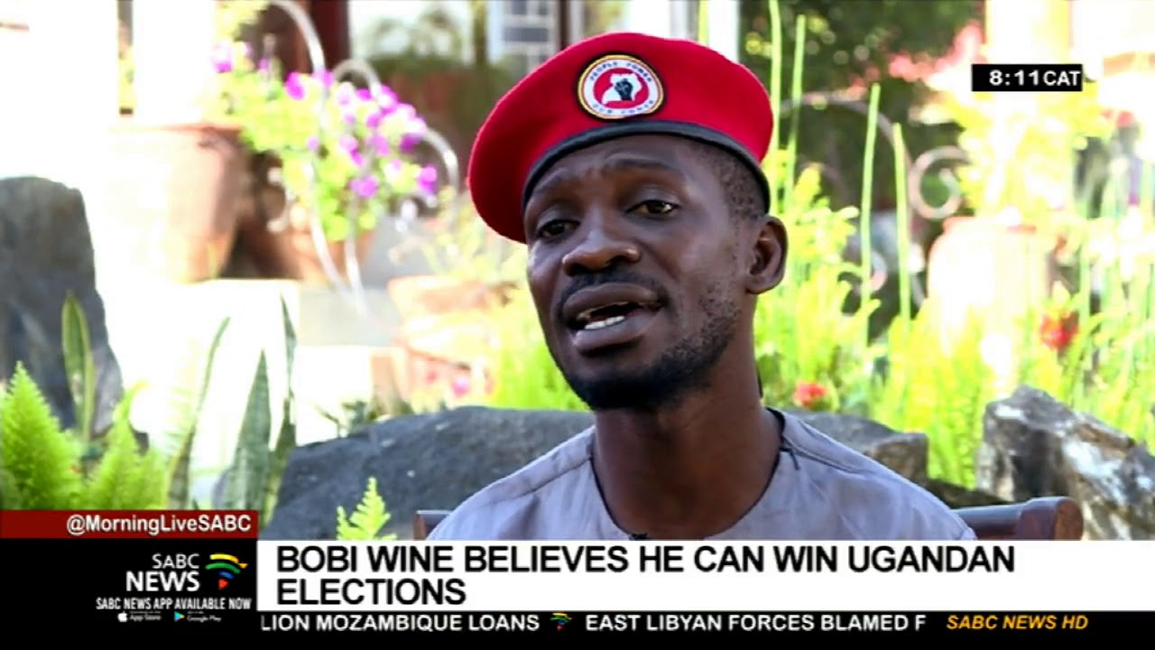 Bobi Wine believes he can win Ugandan elections