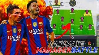 OMG WIR HOLEN 3 MEGA TALENTE FÜR 100 MIO!!! 😏💸 | FIFA 17: ULTIMATE MANAGERBATTLE #2