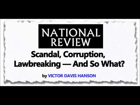 FISA,  Obama/ Hillary/ Democrat Corruption ... Where's It Going? (Limbaugh on V.D. Hanson's column)