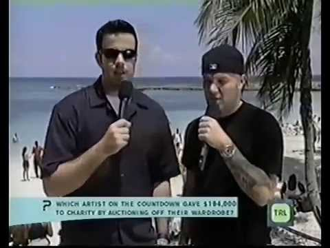 Limp Bizkit - I'm Broke / Nookie (Live at Isle of MTV 1999) Pro Shot