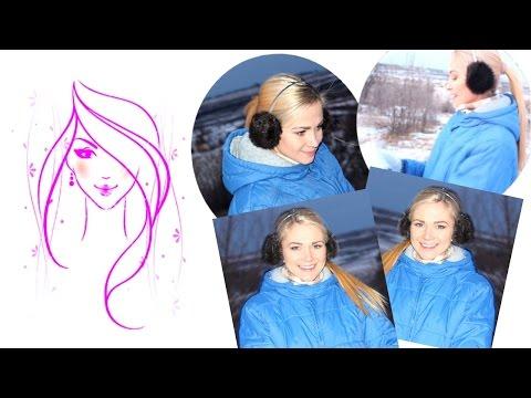 MORENA DIY: HOW TO MAKE FURRY EAR MUFFS ♥♥♥