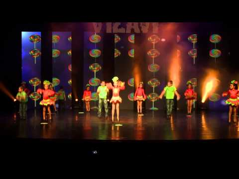 Lollipop dance school Vizavi 2014