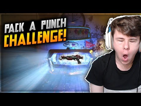 THE FIRST ZOMBIES MAP I EVER PLAYED! KINO DER TOTEN PACK A PUNCH CHALLENGE LIVE INTERACTIVE STREAMER