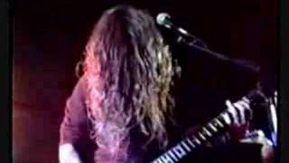 Sepultura - Symptom of the Universe - El Paso TX 90