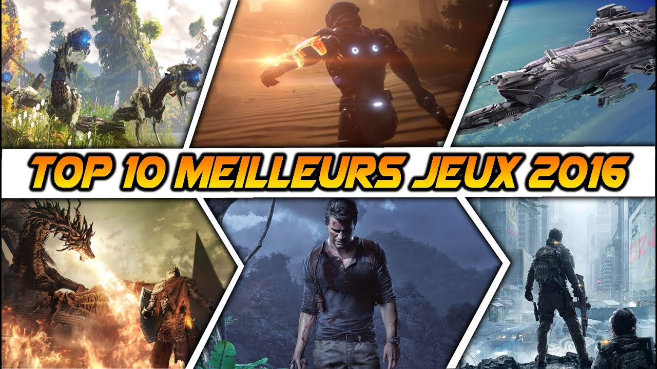 top 10 des meilleurs jeux en 2016 jeux les plus attendus fps aventure rpg gameplay trailers. Black Bedroom Furniture Sets. Home Design Ideas