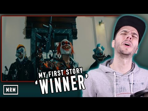 """MY FIRST STORY """"WINNER"""" REACTION!!!"""