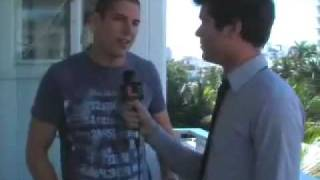 Sean Faris interview for Never Back Down