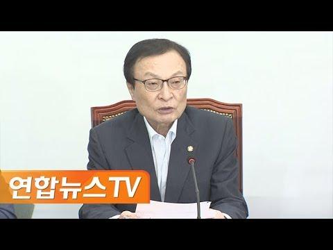 [현장연결] 더불어민주당 이해찬 대표 취임 1주년 기자회견 / 연합뉴스TV (YonhapnewsTV)