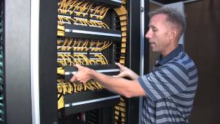 CPI Horizontal Cable Manager Overview