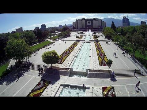 National Palace of Culture - НДК, Sofia, Bulgaria