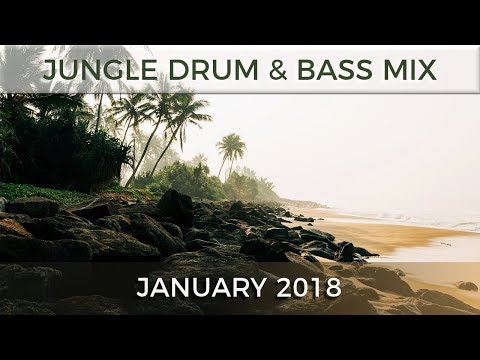► Jungle Drum & Bass Mix - January 2018
