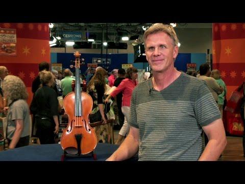Claudio Gamberini Violin | Owner Interview | Albuquerque