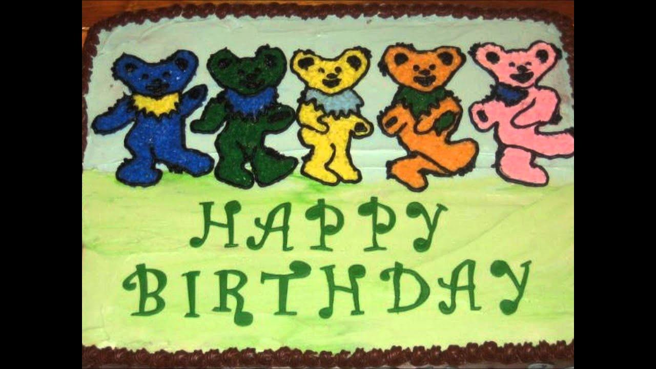 Grateful Dead 1972 05 07 Happy Birthday Youtube
