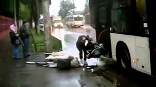 Авто приколы на дорогах - выпуск №8 - нарезка, видео приколы 2014