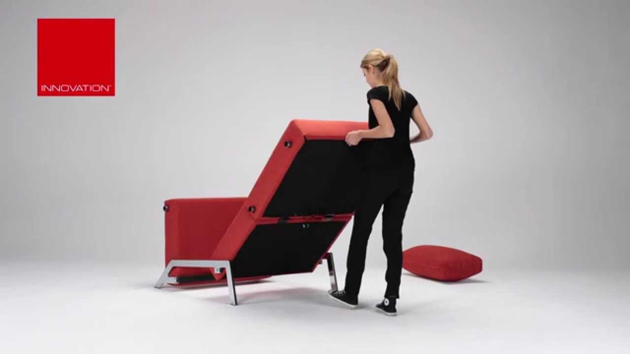 innovation cubed 90 schlafsessel produktvorstellung. Black Bedroom Furniture Sets. Home Design Ideas