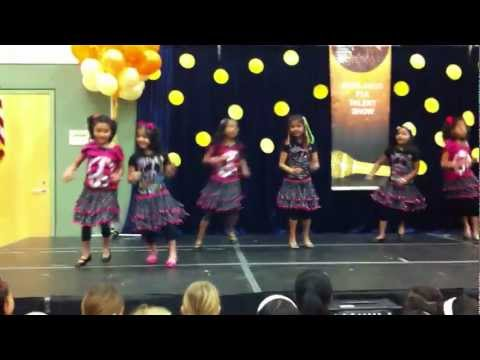 Sindhu Gajjela Talent Show -- Fairlands Elementary School
