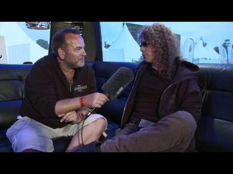 2011 - Lördag - Interview with Bobby Ellsworth from Overkill