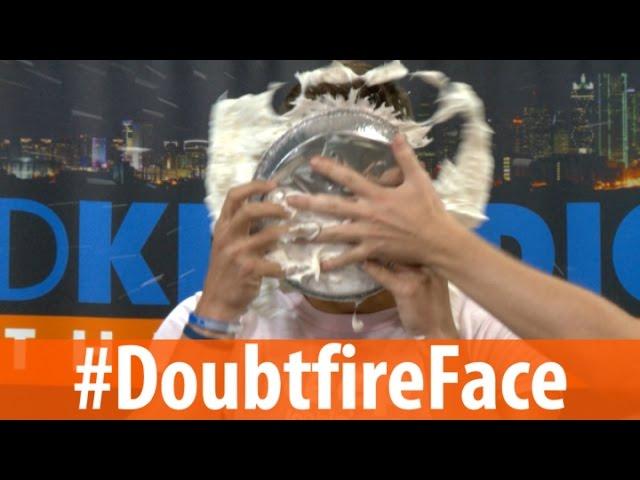 #DoubtfireFace - Kidd Kraddick Morning Show