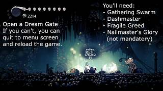 Hollow Knight - Farming Geo Location at Fungal Wastes - Mid Game