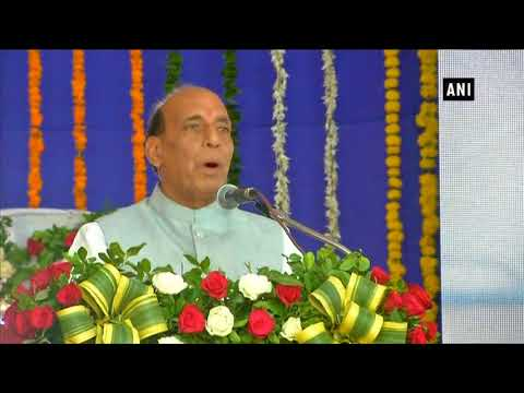 We will present Fugitive Economic Offenders Bill before Parliament: Rajnath Singh