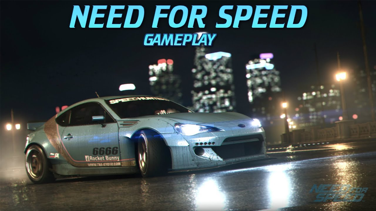 need for speed 2015 gameplay ps4 youtube. Black Bedroom Furniture Sets. Home Design Ideas
