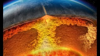 3D Model Of Yellowstone Hotspot and Plume